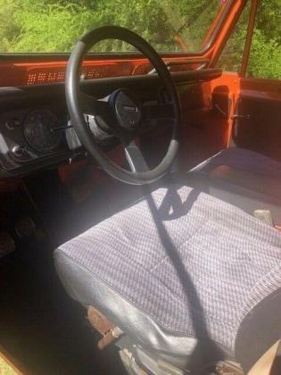 1980 Nissan Patrol LG-61 4X4 Manual Truck