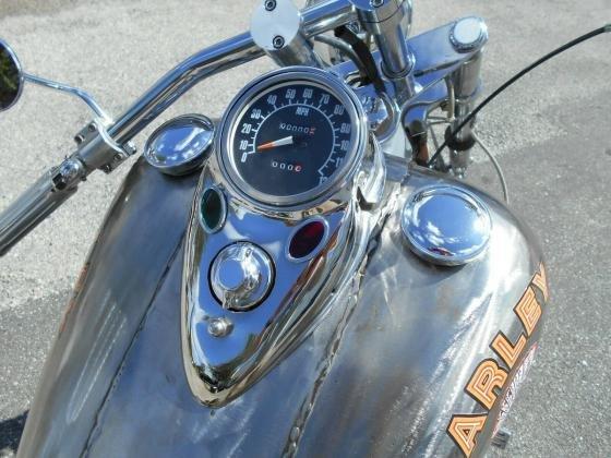 1985 Harley-Davidson FXR Custom Built