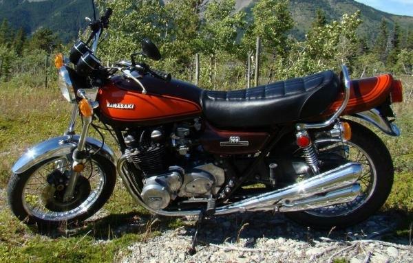 1973 Kawasaki Z1 Super 4 900cc