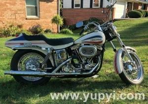 1971 Harley-Davidson Super Glide FX Restored