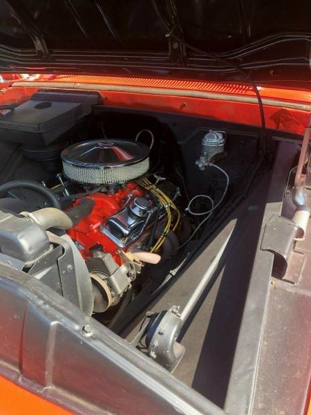 Cars - 1965 Chevrolet C-10 Short Bed Fleetside