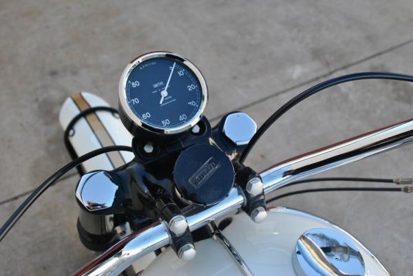 1963 Triumph Bonneville T120C TT Special