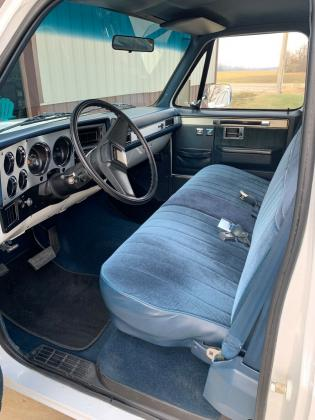 1986 Chevrolet C-10 Silverado Shortbed 2wd LS Powered