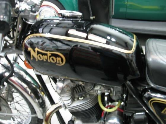 1975 Norton Commando 850cc Matching Numbers