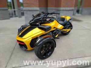 2017 Can-Am F3-S DAYTONA 500 6pd Manual Trike