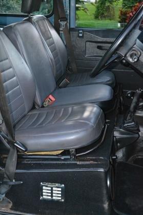 1988 Land Rover Defender 110 Station Wagon