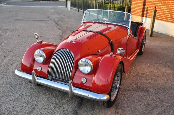 1963 Morgan Plus Four 4-cyl Serviced and Ready!