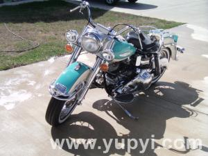 1970 Harley-Davidson FLH 1200