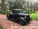 1936 Ford Pickup Truck 327 Automatic Clean
