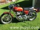 1974 Norton Commando Restored Pearl Orange