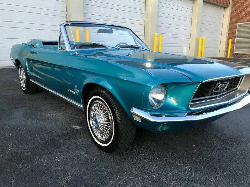 1968 Mustang Used