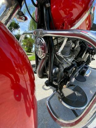1949 Harley-Davidson EL Panhead 1200 cc