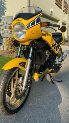 1984 Yamaha RZ350 Rare Classic Sport Bike