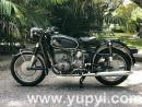 1966 BMW R-Series R50/2 Vintage Black
