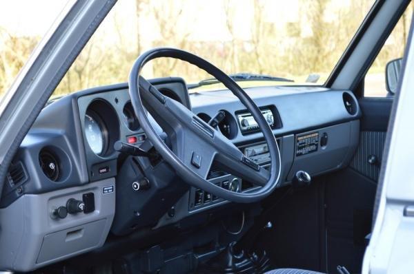 1986 Toyota Land Cruiser FJ60 4X4 Manual 4.2L I6 2BL